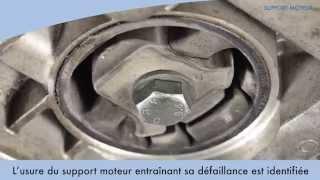 Remplacement d'un support moteur | Corteco