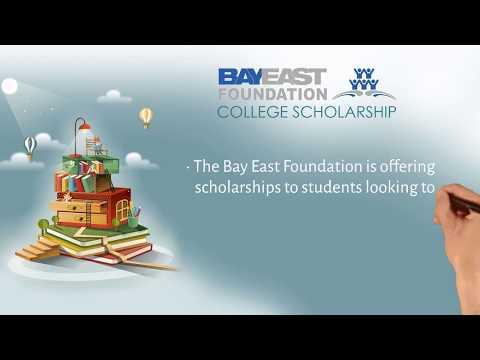 Foundation Scholarship   Bay East BUZZ