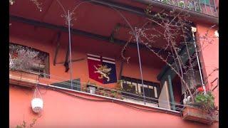 Centro storico Genova, il derby inizia tra via Luccoli e Soziglia
