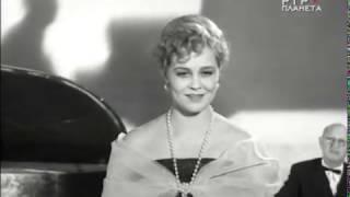 музыкальный фрагмент из киноленты «Весенние грозы», 1960 год