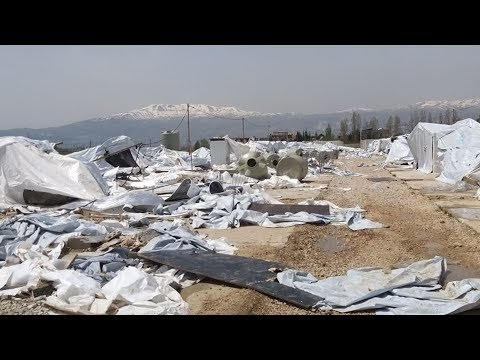 الجيش اللبناني يدمر مخيم الياسمين للاجئين السوريين ويعتقل 88 شخصا - هنا سوريا  - نشر قبل 19 ساعة
