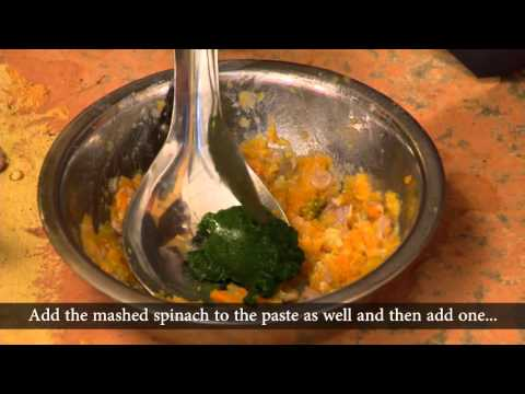 Nepal: How to Cook Chapatti and Fritters - Pakota (Nutrition)