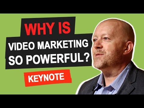 Why Video Marketing Is So Powerful? (Presentation at WebBuildit Miami 2018)