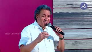 Pastor Jacob Koshy Message -உருகாதோ நெஞ்சம் SONG...