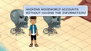 How Get Woozworld Account Without Having Info Hack