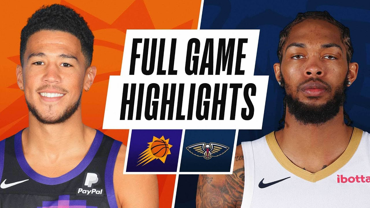 SUNS at PELICANS | FULL GAME HIGHLIGHTS | February 19, 2021