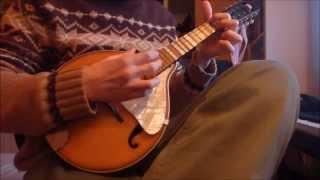Cliff Richard - Travellin' Light (Mandolin Cover)