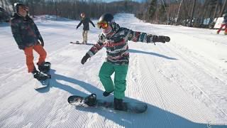 Школа сноуборда| Специальный выпуск| Баланс на сноуборде