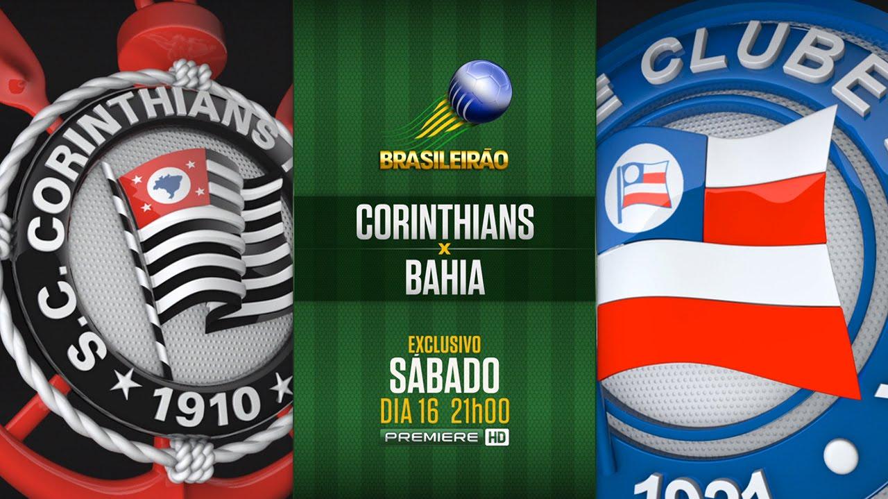 Só No Premiere Corinthians X Bahia 16 08 Youtube