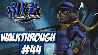 Sly 2: Band Of Thieves - Walkthrough Ep.44 w/Angel - Worst Name For A Villian Ever! thumbnail