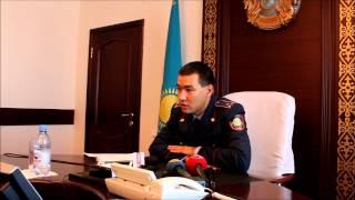 Задержание полицейских в Туркмении