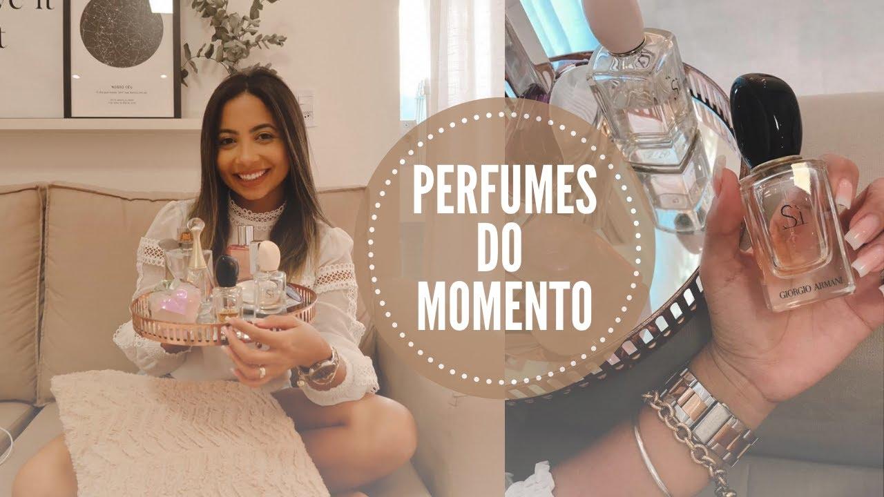TOP 7 PERFUMES PREFERIDOS l Ariel Martins