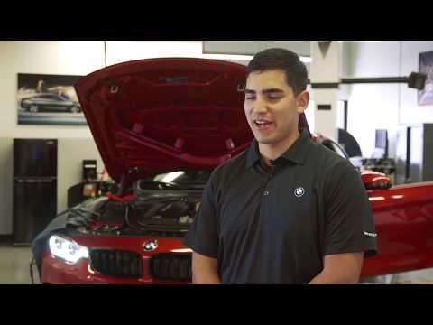 New BMW and UTI Program Prepares Service Members for Civilian Careers - Interviews