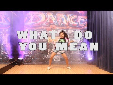 WHAT DO YOU MEAN @PODA (PACIFIC OCEAN DANCE ACADEMY)