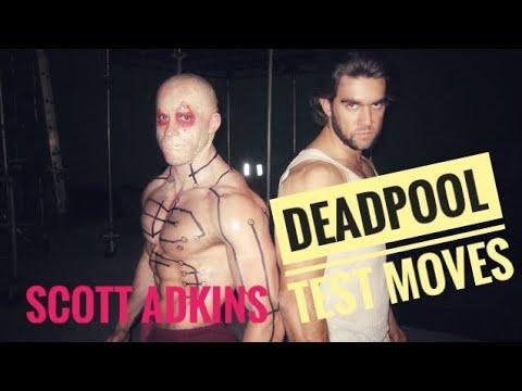Scott Adkins Test Moves For XMen Origins Wolverine fragman
