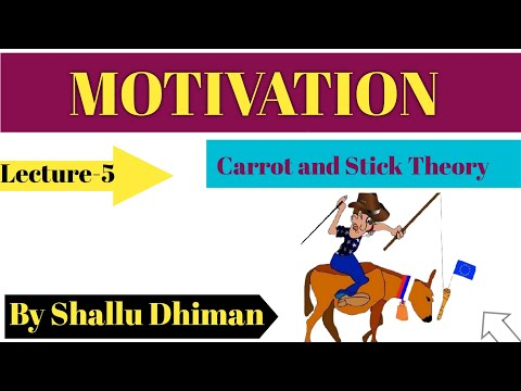 motivation lecture Lecture 7 motivation otb 302 - organizational theory & behaviour lecture notes unit 6 - motivation & applying motivation concepts welcome to week 6 organizational theory & behaviour.