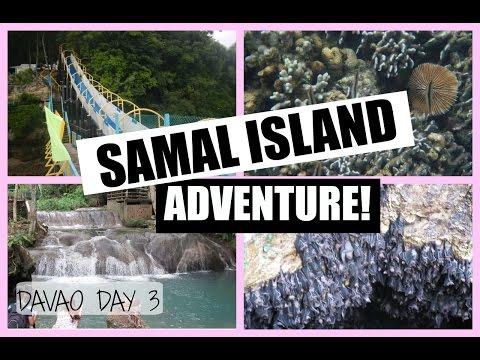 [VLOG] SAMAL ISLAND ADVENTURE!! | Davao DAY 3❤️