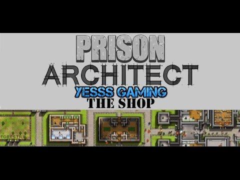 Prison Architect - The Shop