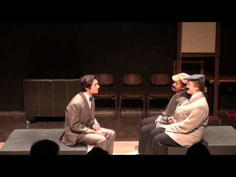 39 Steps Act 1