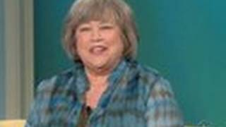 Kathy Bates on Harry's Law - The View
