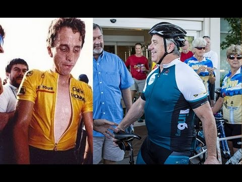 Greg Lemond - Why Did He Get Obese?