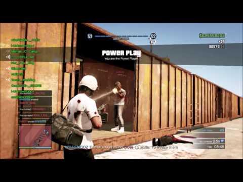 GTA 5 Team Deathmatch Trolling/MODDING