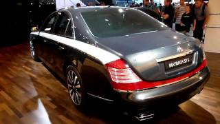 Maybach  Edition 125 2012 Videos