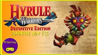 Hyrule Warriors (Switch): Adventure Map F11 -