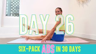 GET SIX-PACK ABS IN 30 DAYS CHALLENGE! Day 26: Sassy Sunshine! #StretchyFitAbs