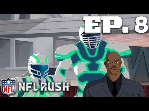Ep. 8: Spirit and Inspiration (2012 - Full Show) | NFL Rush Zone: Season of the Guardians