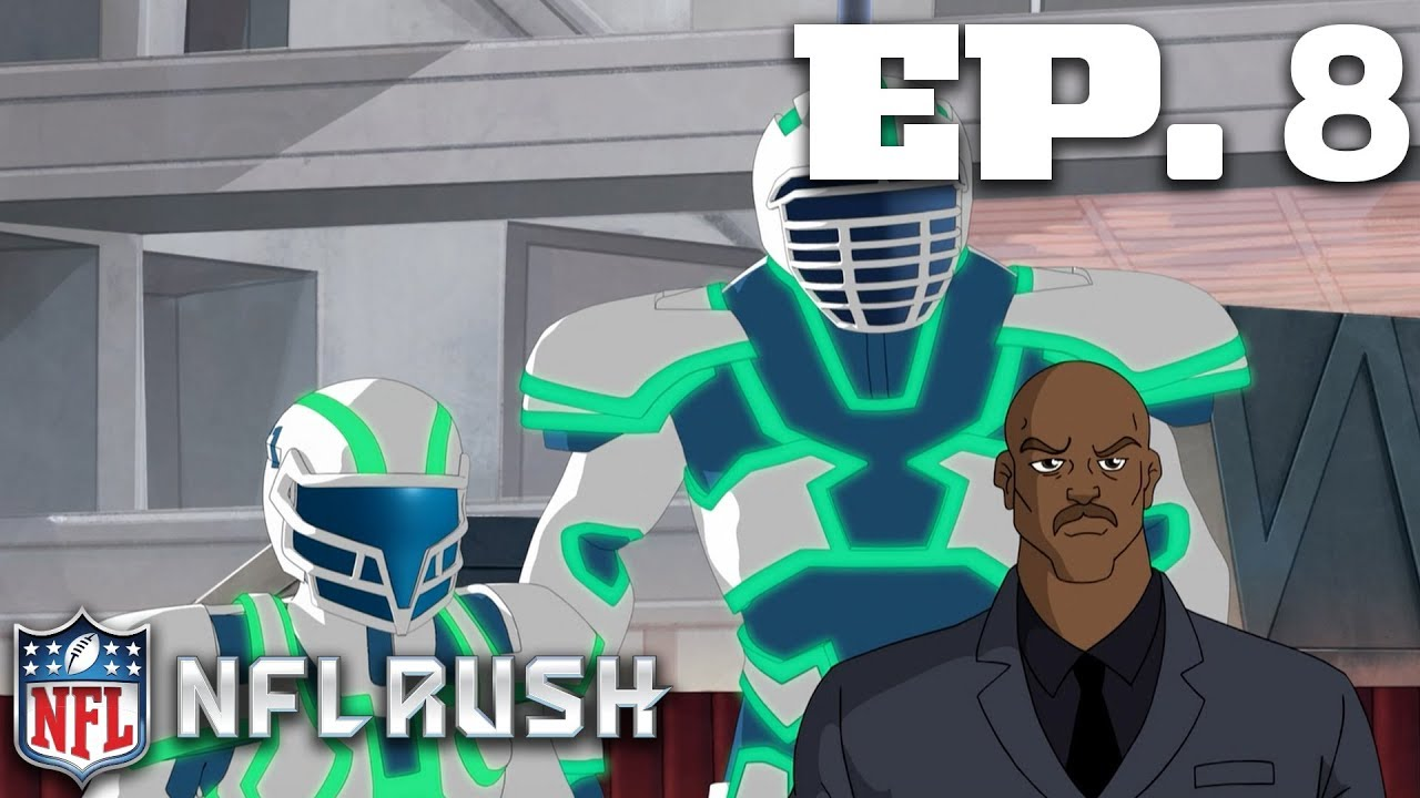Download Ep. 8: Spirit and Inspiration (2012 - Full Show) | NFL Rush Zone: Season of the Guardians