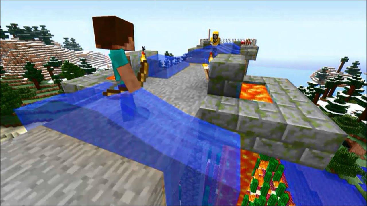 Minecraft Mortal Kombat 2