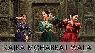 Kajra Mohabbat Wala   Sachet Tandon   Kathak Dance Cover   Vishaka Saraf Choreography