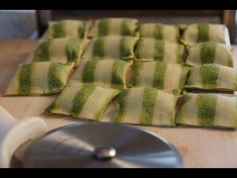 Pasta Ravioli Demo - Bruno Albouze - THE REAL DEAL