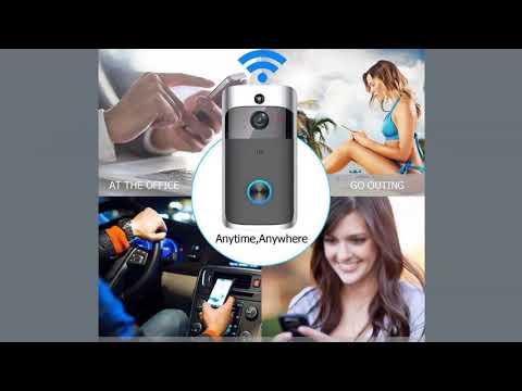 smart-video-wireless-wifi-door-bell-ir-visual-camera-record-security-system-kit