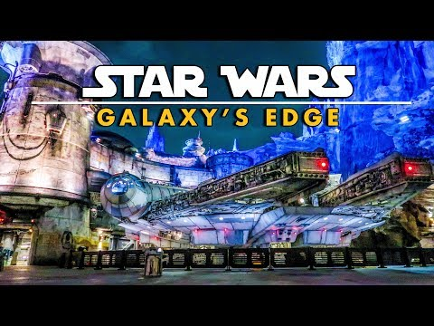 Top 10 Ways to Experience Star Wars Galaxy's Edge- New Rides & Attractions