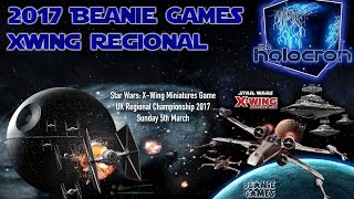Beanie Games Xwing Regional 2017 Top 16 - Table 1
