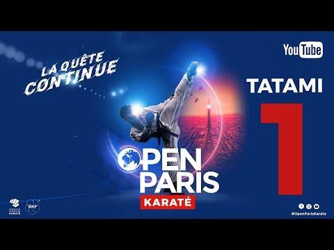 [TATAMI 1] Open Paris Karate 2020 -  Samedi 25 Janvier