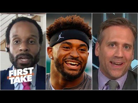 First Take debates who won the Jamal Adams trade: Jets, Seahawks or both?
