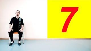 Уроки лезгинки от Аскера (NEW) - Часть 7 / Двойная подбивка-переступ / танец