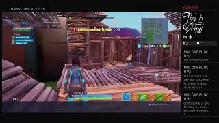 Fortnite with some one that i have to carry