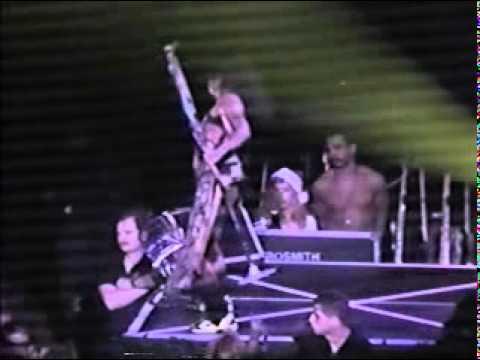 Aerosmith Rag Doll Live Chicago '94