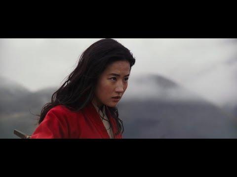 Mulán - Trailer 2 español (HD)