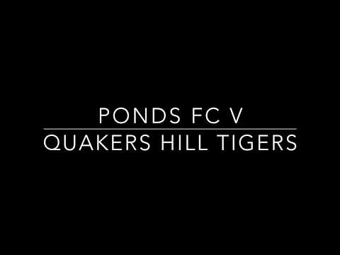 Ponds FC V Quakers Hill Tigers R Extended Highlights