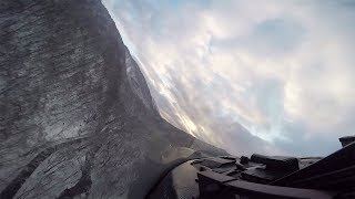 Amazing video shows ultra-low level flying from the cockpit of an F-16 cockpit