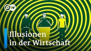 Einfach erklärt: Was sind Illusionen in der Wirtschaft?   Made in Germany