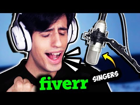 I Sing For The First Time EVER