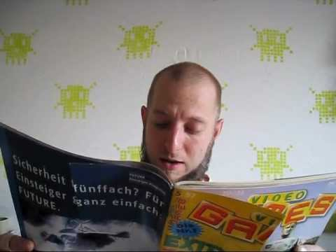 PIXELKITSCH Presenting VIDEO GAMES Magazin