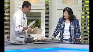 الستات مبيعرفوش يطبخوا - فراخ بالكرفس دايت مع أرز