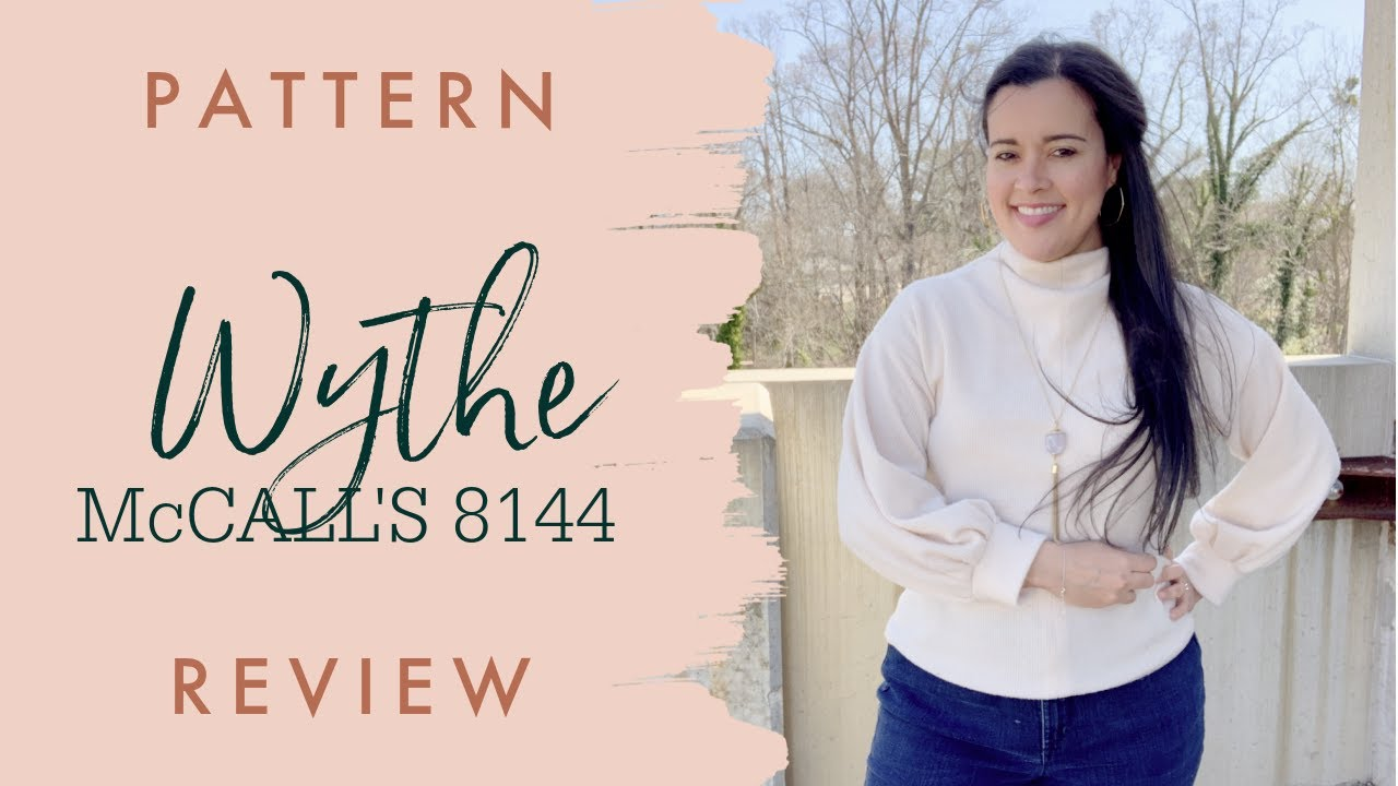 Wythe McCall's aka M8144 |  Sewing Pattern Review